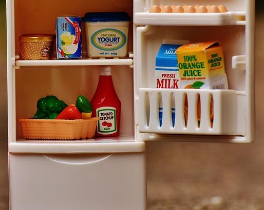 Buzdolabının içini temizlemek mi?